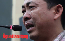 Khóc lóc làm gì, xấu hổ lắm ông Nguyễn Minh Hùng!