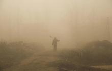 Ô nhiễm tới mức ngày biến thành đêm ở Trung Quốc