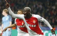 Thua Monaco 2 bàn cách biệt, Man City bị loại tức tưởi