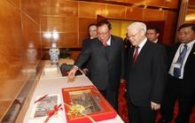 Đưa quan hệ Việt Nam - Lào lên tầm cao mới