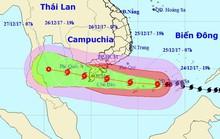 Ứng phó bão số 16: Chủ tịch UBND TP HCM yêu cầu không được chủ quan