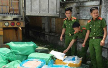 Gần 3 tấn nầm lợn thối suýt lên bàn nhậu ở TP HCM