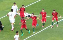 U20 Bồ Đào Nha ngược dòng vào vòng 1/8