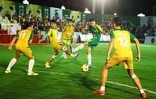 Giải Bóng đá mini phong trào toàn quốc - Cúp Bia Sài Gòn 2017: Chờ kịch tính khu vực Vĩnh Long