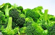 Bông cải xanh ngăn ngừa ung thư