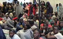 Chợ người tại Libya