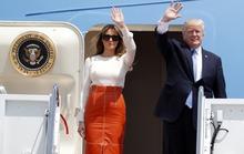 Ông Trump vừa ra nước ngoài, Nhà Trắng lại khổ sở