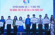 5 VĐV được vinh danh Tài năng trẻ TP HCM