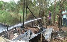 Nghi vấn vợ dùng lò than sưởi ấm khiến chồng tai biến chết cháy