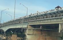 Cấm xe qua cầu Tân An 1
