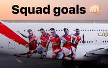 Arsenal nhận tài trợ máy bay Airbus nửa tỉ đô