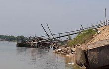 Phá nát con sông lịch sử