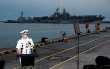 Bất ổn tàu chiến Mỹ