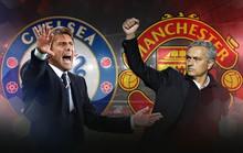 Lịch THTT: Đại chiến Chelsea - M.U, Man City - Arsenal