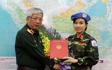 Tướng Nguyễn Chí Vịnh: Việt Nam cam kết đóng góp cho Gìn giữ hòa bình