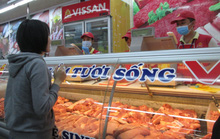 TP HCM giảm giá thịt heo