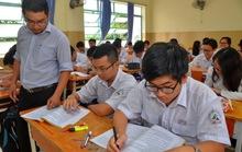 Học sinh chuộng bài thi khoa học tự nhiên