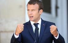 Tổng thống Pháp đã thấy mệt!