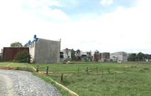 Đất ở 25 m2 được tách thửa: Hợp lòng dân