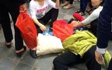 Phạt hành chính nhóm thanh niên làm ngã bà cụ ở chùa Hương