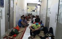 Hàng trăm công nhân ở Tân Uyên nhập viện cấp cứu