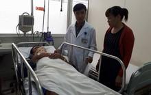 Một chiến sĩ PCCC trong vụ sập nhà Bình Tân bị gãy cột sống