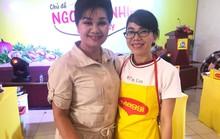 Nghệ sĩ Xuân Hương làm giám khảo Nhà báo với nghệ thuật ẩm thực