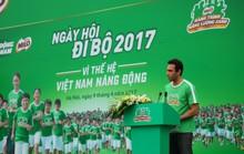 """10.000 người dân Hà Nội hào hứng tham gia """"MILO – Ngày hội đi bộ"""""""