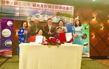 Tăng cường hợp tác du lịch Việt Nam - Đài Loan