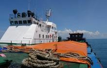 Bắt giữ 50 tấn phân bón không rõ nguồn gốc ở vùng biển Tây Nam