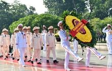 Tổng Bí thư: Không bao giờ quên  ơn các anh hùng liệt sĩ, thương binh