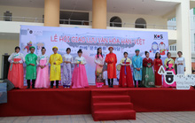 Giao lưu văn hóa Việt - Hàn