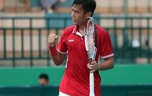 Lý Hoàng Nam vào tốp 500 tay vợt mạnh nhất thế giới
