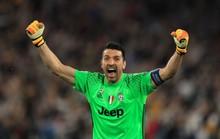 Buffon khát cúp Champions League trước khi treo găng