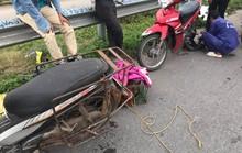 Xe máy dính đinh trên cao tốc bị cắt cổ 50.000 đồng/miếng vá