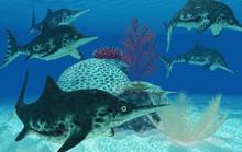 Khai quật quái vật biển đã ngủ yên 150 triệu năm