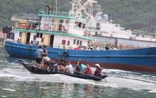 Nguy hiểm đò ngang TP Đà Nẵng