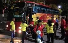 Tài xế chở đội bóng đá nữ Myanmar bị bắt vì ăn cắp
