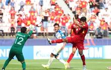 U20 Việt Nam vừa thiếu vừa yếu