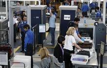 Mỹ: Có súng vẫn lọt qua cửa an ninh sân bay