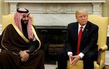 Tiết lộ thỏa thuận vũ khí hơn 100 tỉ USD giữa Mỹ và Ả Rập Saudi
