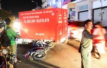 Tai nạn liên hoàn trên đường Phan Văn Trị, 1 người trọng thương
