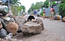 Người dân chặn xe trốn trạm BOT tuyến tránh Biên Hòa