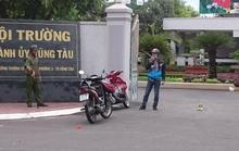 Bắt đối tượng ném bom xăng vào Hội trường Thành ủy Vũng Tàu