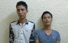Bắt khẩn cấp 2 nghi phạm đâm vào mặt tài xế, cướp taxi