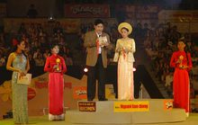 Danh sách Giải Mai Vàng XI- 2005