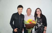 """Ca sĩ Tuấn Ngọc chúc mừng """"đứa con tinh thần"""" của NS Trần Long Ẩn"""