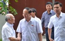 Chủ tịch nước Trần Đại Quang tiếp xúc cử tri TP HCM