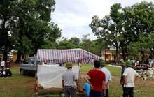 2 anh em ruột chết đuối trong hố công trình trường tiểu học