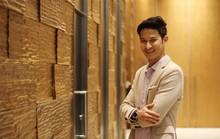 Huy Khánh vướng tình tay ba trong phim mới